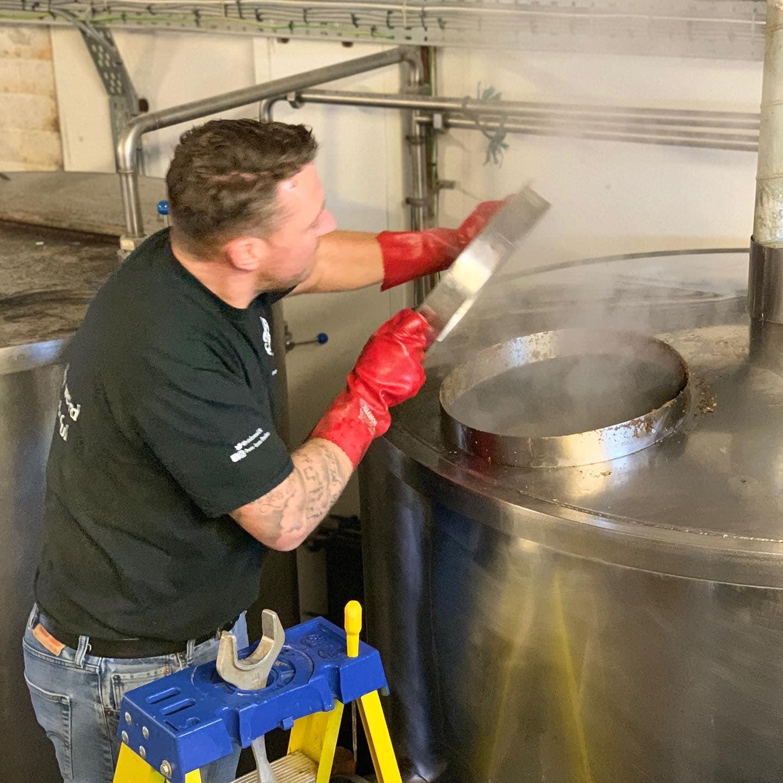 Jonathan Graham Brewing - S43 Brewery